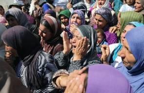 الطفل السوري الغريق يدفن في عين العرب