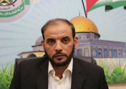 بدران: سلاح المقاومة ملك للشعب الفلسطيني وموجه للاحتلال