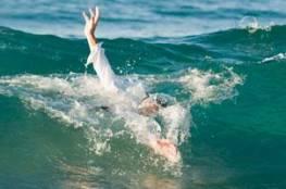 وفاة شاب غرقاً في بحر رفح جنوب قطاع غزة