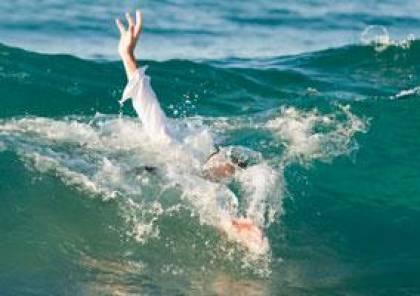 وفاة شاب غرقاً على شاطئ بحر  غزة