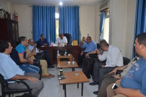 اتحاد كرة القدم سيناقش رعاية الدوري الممتاز في اجتماعه المقبل برام الله