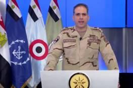 القوات الجوية المصرية تستهدف بؤرا إرهابية لمتطرفين بشمال سيناء