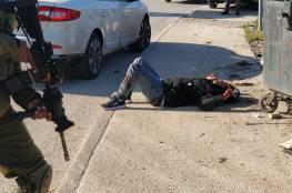 فيديو.. استشهاد شاب واصابة اخر برصاص مستوطن جنوب نابلس بزعم محاولة طعن