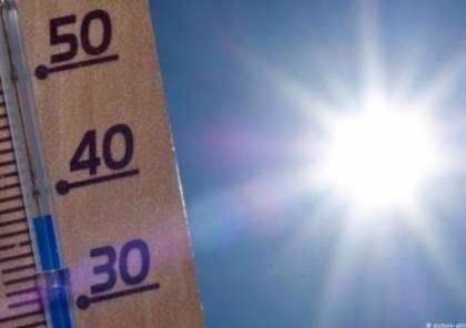 جو شديد الحرارة والحذير من التعرض لاشعة الشمس