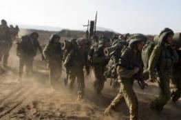 الاحتلال ينهي تدريبات عسكرية قرب غزة استعدادا للمواجهة القادمة