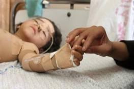 """من ينقذ اطفال غزة من الموت؟؟ .. نفاذ """"الميركابتوبيورين"""""""