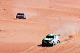 فلسطين تشارك لأول مرة في سباق «ألبها» الدولي للسيارات