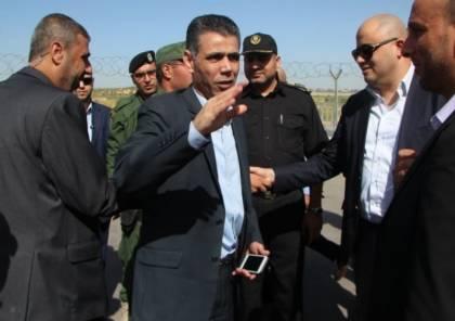 الوفد الامني المصري يزور غزة خلال الساعات المقبلة وسيبحث ملفين مع الفصائل
