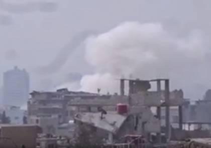 اشتباكات عنيفة بين الجيش السوري وجبهة النصرة قرب دمشق