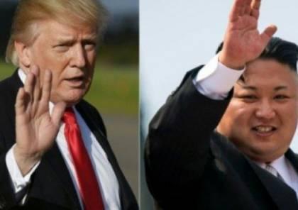 ترامب يلمح الى ان له علاقات جيدة مع كيم جونغ أون