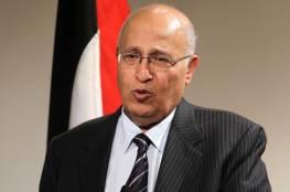 شعث: محاولة اسرائيلية لهدم ما بناه الرئيس عباس