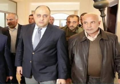 الوفد الامني المصري يغادر قطاع غزة الى رام الله بصورة مفاجئة