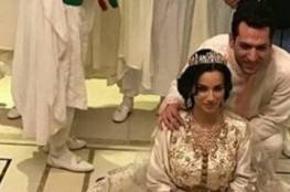 رد ناري من التركي مراد يلدريم على منتقدى زفافه على الطريقة المغربية