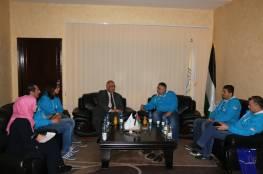 ابدأ مشوارك بخطوة مع شركة الاتصالات الفلسطينية لخريجي جامعة فلسطين