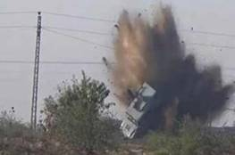 استشهاد 3 عسكريين ومدني في هجوم لداعش شمال سيناء