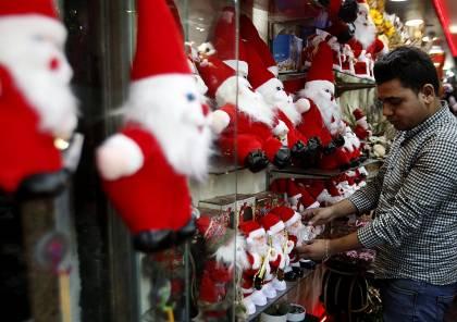 """غزة: جبهة النضال وفدا ترفضان تعليمات """"حماس"""" للتشويش على احتفالات أعياد الميلاد (الكريسماس)"""