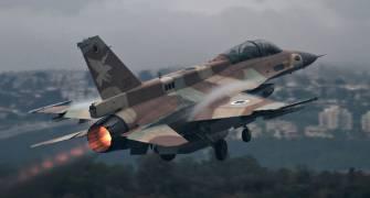 طيران حربي اسرائيلي- ارشيف