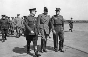 صور تاريخية عن استسلام ألمانيا النازية