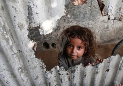 الاحصاء الفلسطيني : نسبة الفقر في غزة 53% والفقر المدقع في القطاع 6 اضعاف الضفة