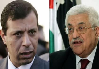"""تصاعد الحرب بين عباس ودحلان على خلفية المؤتمر السابع لـ""""فتح"""""""