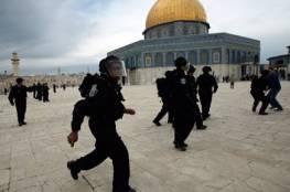 اعتقال مستوطن هدد بتفجير المسجد الاقصى