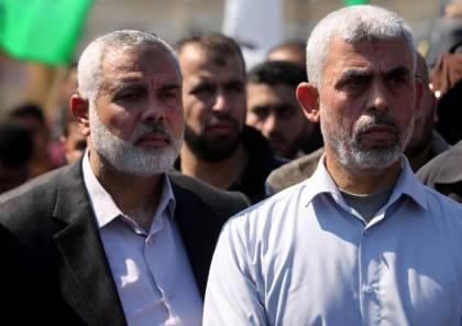 صحيفة : «حماس» تدرس تشكيل حكومة عموم فلسطين في غزة