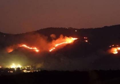 طائرات حربية إسرائيلية تشن غارات على مواقع بجنوب لبنان