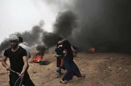 الصحة: 152 شهيداً و16750 جريحاً برصاص قوات الاحتلال في مسيرات العودة