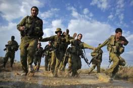 الجيش الإسرائيلي يبدأ مناورة واسعة على حدود غزة تحاكي الحرب