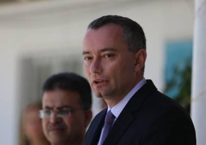 ملادينوف يرحّب بالعودة الكاملة لمعابر غزة لسيطرة السلطة الفلسطينية