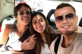 إبنة عمرو دياب الكبرى في ورطة بسبب هذه صورة!