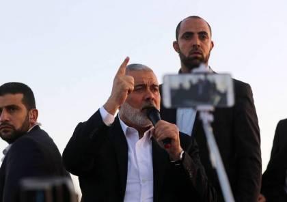 """فيديو.. هنية: نحمل """"الموساد"""" الإسرائيلي مسؤولية اغتيال العالم """"البطش"""" في ماليزيا"""