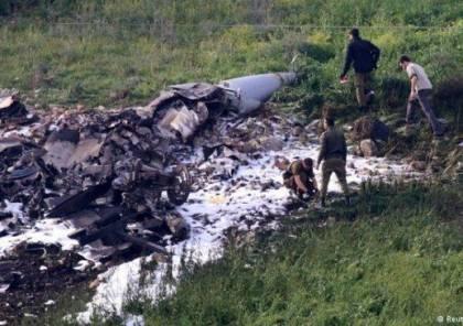 بعد اسقاط الدفاعات السورية لطائرتهم.. إقصاء 4 طيارين من سلاح الجو الإسرائيلي