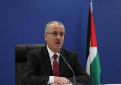 الحمد الله: بادرت لإيجاد حل لموظفي حماس وعودة موظفي السلطة لكنهم رفضوه