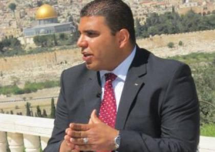 """عويضة يشيد بقرار شركة """"آديداس"""" العالمية الانسحاب من رعاية الاتحاد الاسرائيلي"""