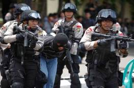 اندونيسيا: إحباط مخطط لداعش في ليلة رأس السنة