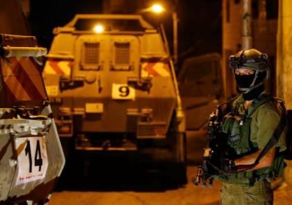 """جيش الاحتلال يعتقل """"مساعد"""" منفذ عملية بركان"""