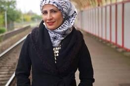 الاديبة الفلسطينية فاتنة الغرّة .. الرحلة الطويلة من غزة إلى بروكسل