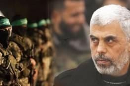 حماس: حديث الاحتلال المتكرر بأن اختيار السنوار سيجلب الحرب تحريض فاشل