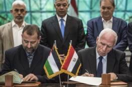 صحيفة إسرائيلية : مصر هددت بوقف التدخل بالمصالحة والتهدئة