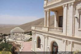 فيديو: هذا ما تبقى من قصر الشيخة موزة في تدمر بعد تحريرها من داعش