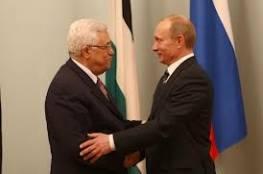 مسؤول فلسطيني: عباس سيطلب من بوتين تشكيل آلية دولية لرعاية عملية السلام