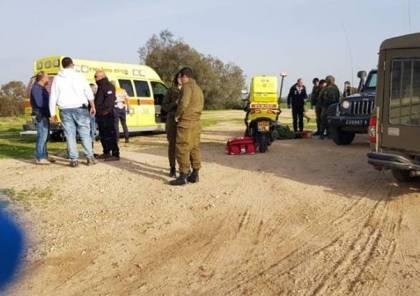فيديو: اصابات بتفجير عبوة ناسفة في قوة اسرائيلية على حدود خانيونس