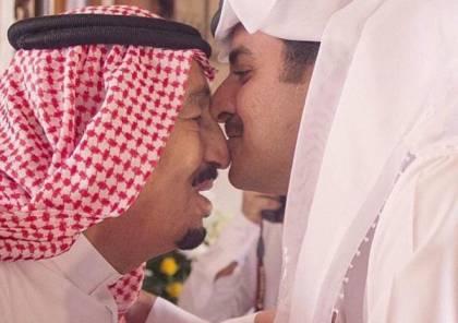 مفاجأة.. صحيفة كويتية: أمير قطر في السعودية قريبا