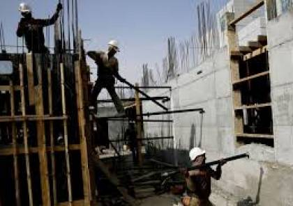 """الاحتلال يعلن عن منع دخول 5765 صنف مواد بناء الى غزة بحجة """"الاستخدام المزدوج"""""""