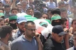 انطلاق مراسم تشييع شهداء المجزرة الإسرائيلية في غزة
