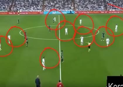 شاهد.. ريال مدريد شارك بـ12 لاعبا أمام بيتيس