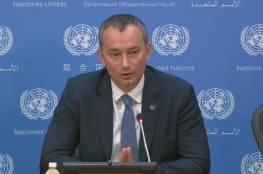 ملادينوف: هناك حاجة إلى تمويل عاجل لمنع انهيار خدمات منقذة للحياة في غزة