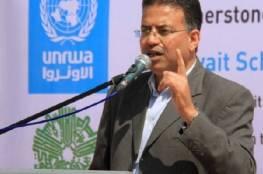 الاونروا: نحقق في حادثة رفح ومنفتحون أمام الاعلام الفلسطيني وتحقيقاته