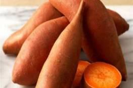 تقرير : البطاطا الحلوة للشعور بالشبع لمدة أطول